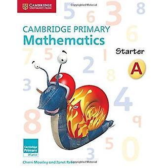Cambridge primære matematik Starter aktivitet bog A - igangsætter af Che
