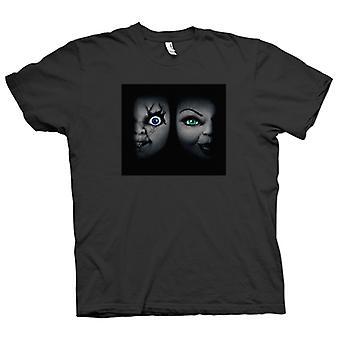 القميص النسائي-تشاكي-رعب-فيلم