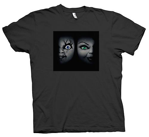 Mens T-shirt - Chucky - Horror - Movie