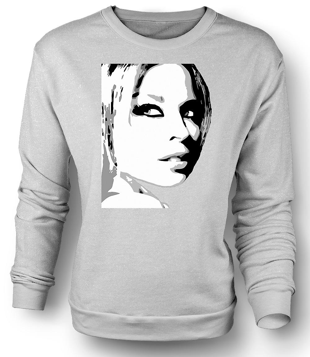 Mens Sweatshirt Kylie Minogue - BW