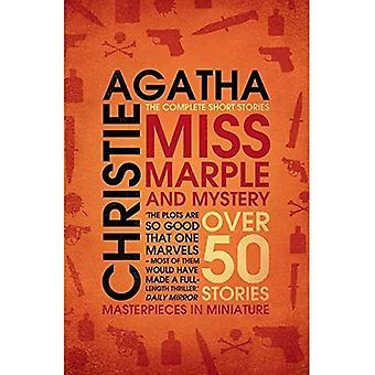 Miss Marple og Mystery: komplett novellene