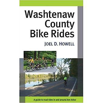 Washtenaw County Bike Rides: A Guide to weg rijdt in/nabij Ann Arbor