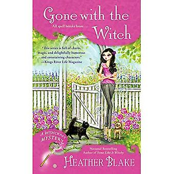 Gone with the Witch : A Wishcraft Mystery (Wishcraft Mysteries)