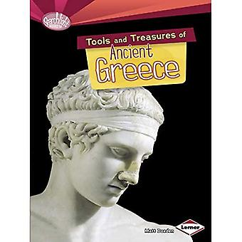 Tools and Treasures of Ancient Greece (Searchlight Books: What Can We Learn from Early Civilizations?)