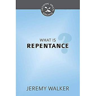 What Is Repentance?: Cultivating Biblical Godliness Series