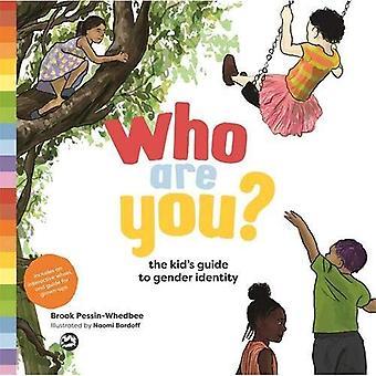 Quem é você?: guia do garoto de identidade de gênero