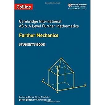 Collins Cambridge AS & A Level - Cambridge International AS & A Level� Further Mathematics Further� Mechanics Student's Book (Collins Cambridge AS & A Level)