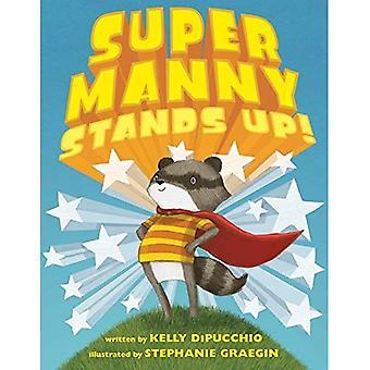 Super Manny Stands Up! (Super Manny)