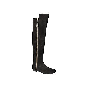 Giuseppe Zanotti Design Black Suede Boots