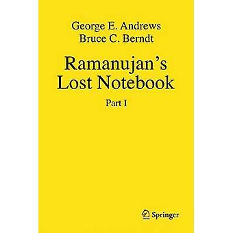 Notera Ramanujans förlorade anteckningsboken del I av Andrews & George E.
