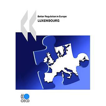 Mejor regulación en Europa mejor regulación en Europa Luxemburgo 2010 por publicación de la OCDE