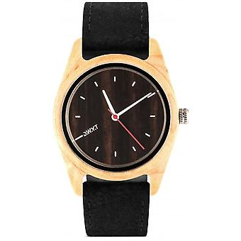 D.W.Y.T DW-00103-1003 - watch your wood leather black joint ga
