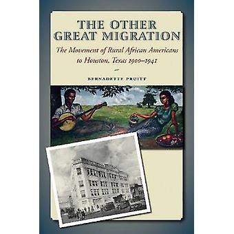 Den andra stora flyttningen - rörelsen av landsbygdens afroamerikaner att