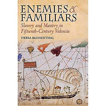 Inimigos e familiars: escravidão e maestria em Valência do século XV (conjunções de religião & poder no passado medieval)