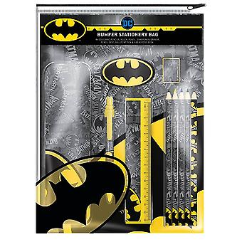 Batman Logo stötfångare brevpapper Set