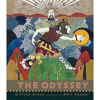 The Odyssey by Gillian Cross - Neil Packer - 9780763647919 Book