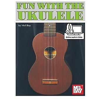 Fun with the Ukulele by Mel Bay - 9780786689606 Book