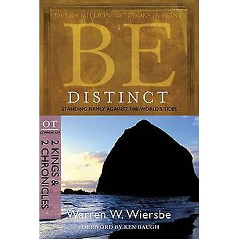 Be Distinct - Standing Firmly Against the World's Tides - OT Commentary
