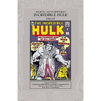 The Incredible Hulk 1963-1964 - Volume 1  - 1962-64 - Collecting  - The I