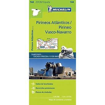 Pirineos Atlanticos Zoom Map 144 - 9782067218093 Book