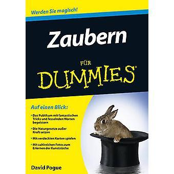 Zaubern Fur Dummies by David Pogue - 9783527700943 Book
