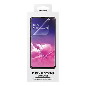 Samsung original protecteur d'écran pour Samsung Galaxy S10e-Pack de 2