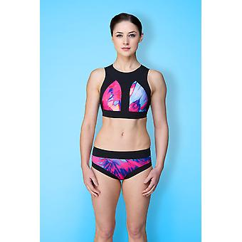 Maru Jango Pacer swimwear do biquini do treinamento para meninas