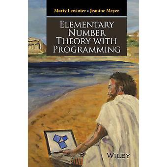 Elementær tallteori med programmering av Lewinter & Marty