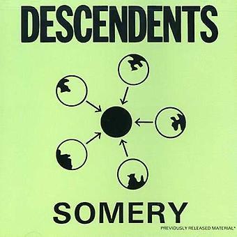 Descendents - Somery [CD] USA import