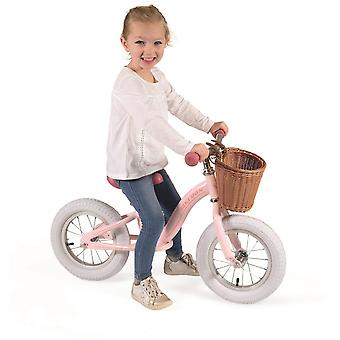 Janod Metal Vintage Bikloon Balance Bike