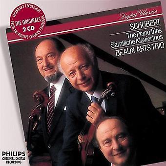 シューベルト - シューベルト:「ピアノ三重奏曲 [1984] [CD] アメリカ インポートします。