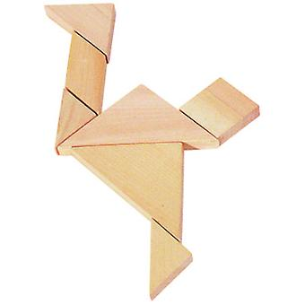 Goki Game Tangram Puzzle (Kids , Toys , Table Games , Puzzles)