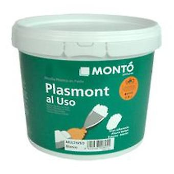 Monto pinturas Plasmont Multiuso (DIY , Painting , Preparation of funds)