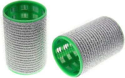 Denman Extra Large Rollers (Green Barrel)