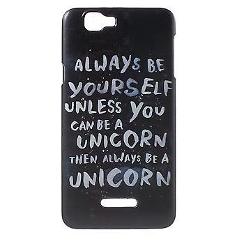 Cover be yourself to Kiritkumar Rainbow in PC plastic