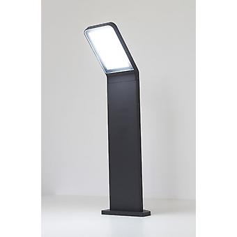 LED path light of Villads 50 cm dark grey 6500 K