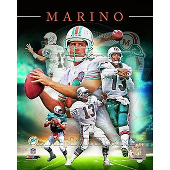 Dan Marino 2013 Portrait Plus Sports Photo