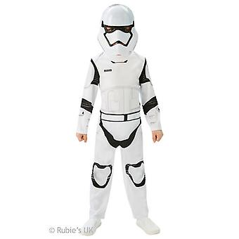 Star Wars Stormtrooper Costume episodio 7 - Medium