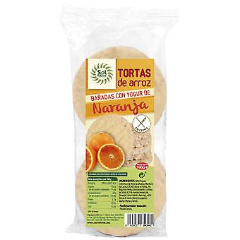Sol Natural Tortias Orange Yogurt with 6 Units 100 gr