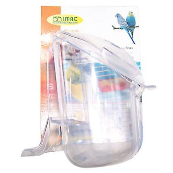 Star Bird Feeder Clear