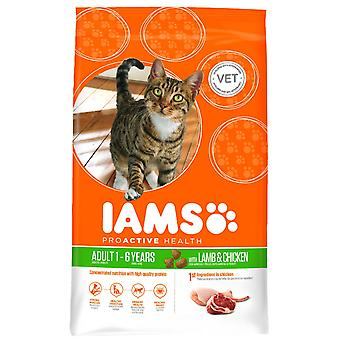 Iams Cat Adult Rich In Lamb 15kg