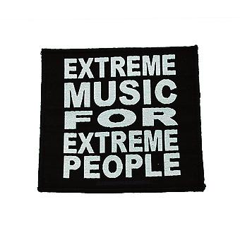 Morbid Angel Extreme Music Woven Patch