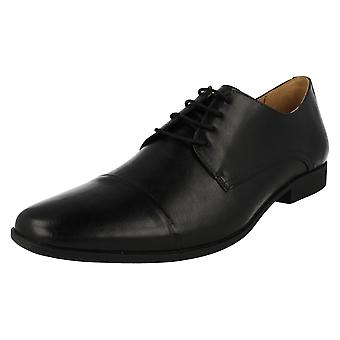 Mens Anatomic & Co Lace Up Leather Formal Shoes Amparo
