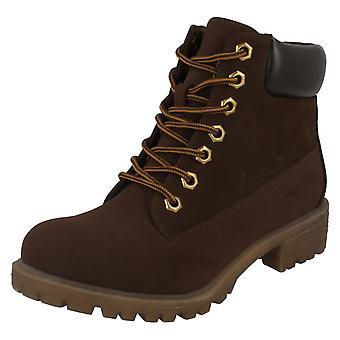 Kære plet på snøre støvlerne F50315
