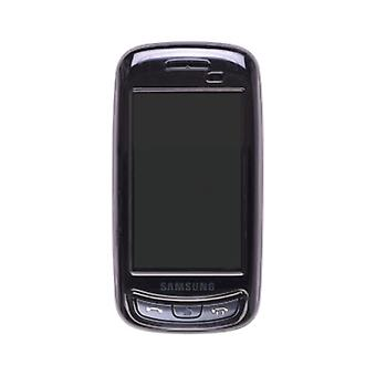 Wireless Solution Snap-On Case for Samsung SGH-A877 Impression (Smoke)