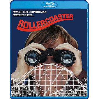 Rollercoaster [Blu-ray] USA import