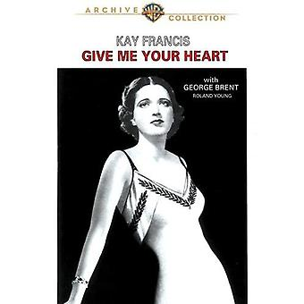 Give Me Your Heart [DVD] USA import