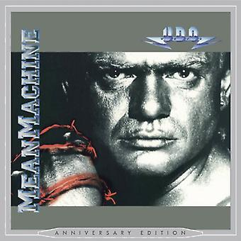U.D.O. - Mean Machine (rood Vinyl) [Vinyl] USA importeren