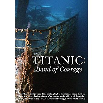 Titanic: Band van moed [DVD] USA importeren