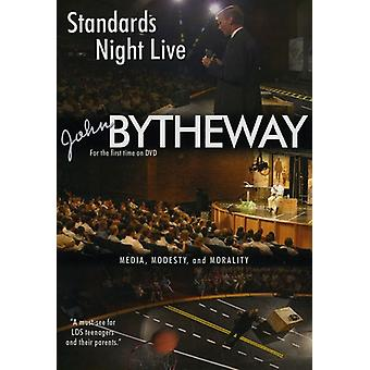 John Bytheway - Standards Night Live [DVD] USA import